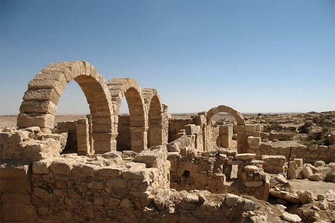 Private Full Day Tour Madaba Mount Nebo and Um er-Rasas from Dead Sea
