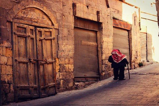 Private AsSalt Harmony Trail & AlMaidan Street Guided Walking Tour from Dead Sea