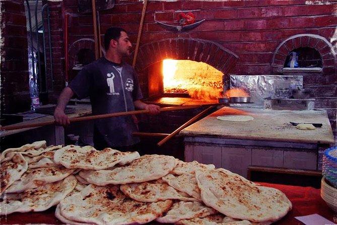 Almuerzo privado o cena en un restaurante local tradicional en Amman