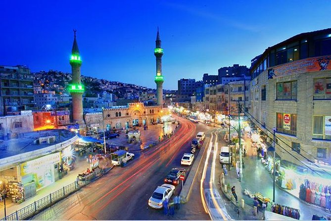 Private Tour: Amman Panoramic with Madaba and Mount Nebo from Dead Sea Hotels