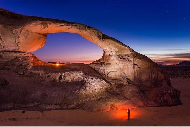 2-Night Private Tour of Petra and Wadi Rum from Amman