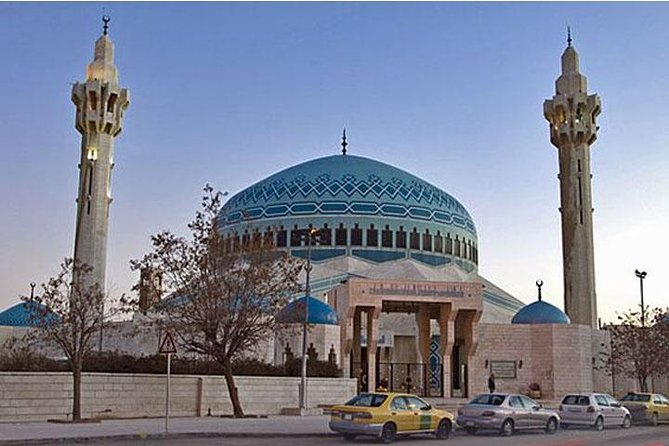 Private Half Day Islamic Tour of King Abdullah Mosque and Jordan Valley Sahaba from Amman
