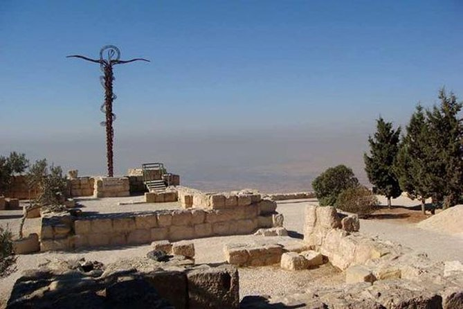 Private Full Day Christian Tour of Madaba Mount Nebo Baptism Site and the Desert of Moab Tour from Amman photo 2