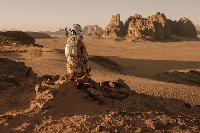 Wadi Rum Private Tour from Petra with Martian and Star Wars Film Site