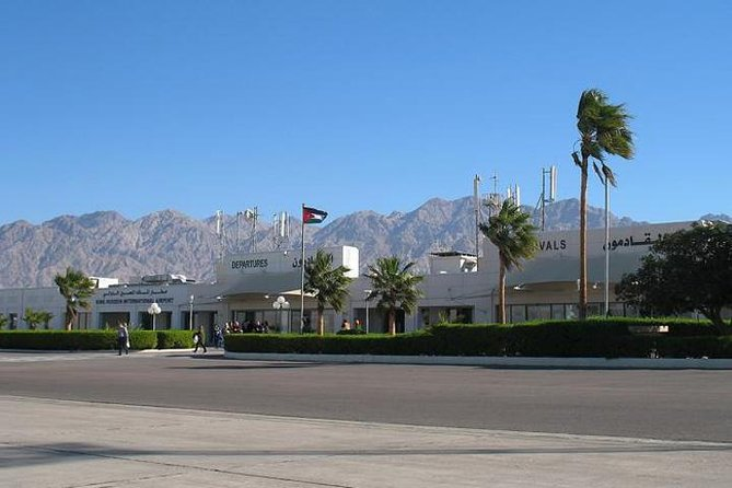 Private Transfer from Aqaba Airport to Aqaba City Hotel