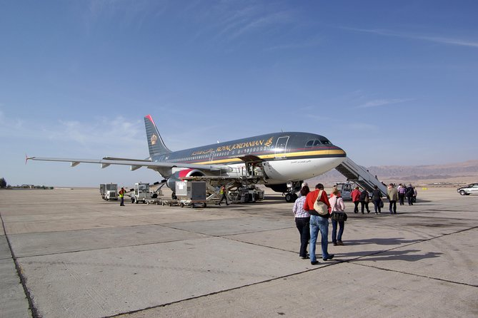 Private Transfer from Aqaba Airport to Amman Hotel