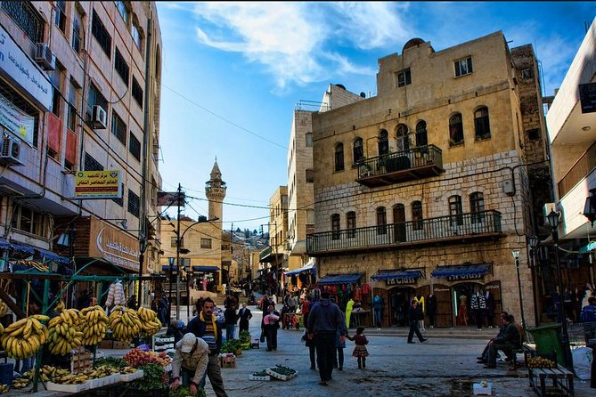 Private As-Salt Harmony Trail & Al-Maidan Street Guided Walking Tour from Amman