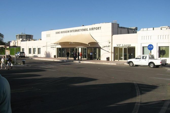 King Hussein International Airport