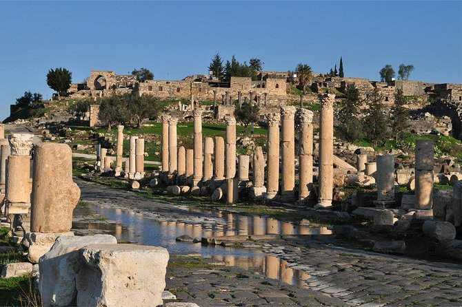 Private Day Tour to Umm Qais from Amman