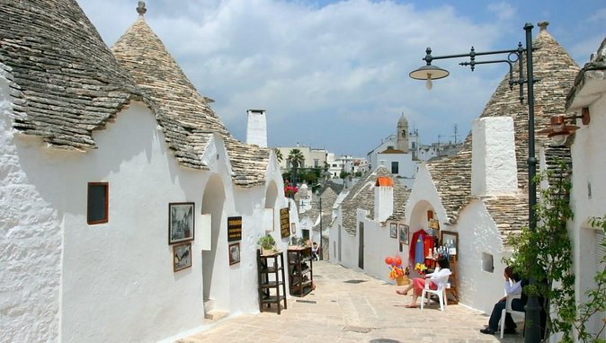 5-day Puglia, Benevento, and Matera Tour from Rome