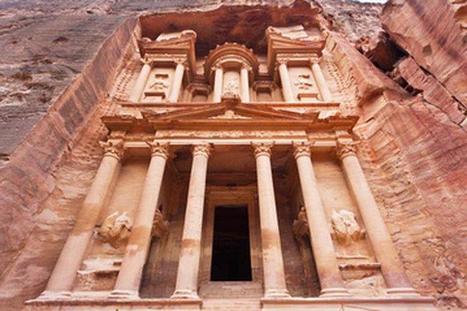 Amman Petra Private Full-Day Trip