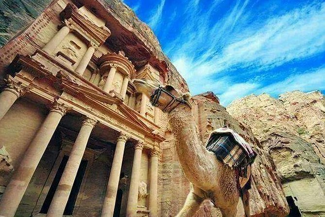 Tour To Petra From Amman Full-Day