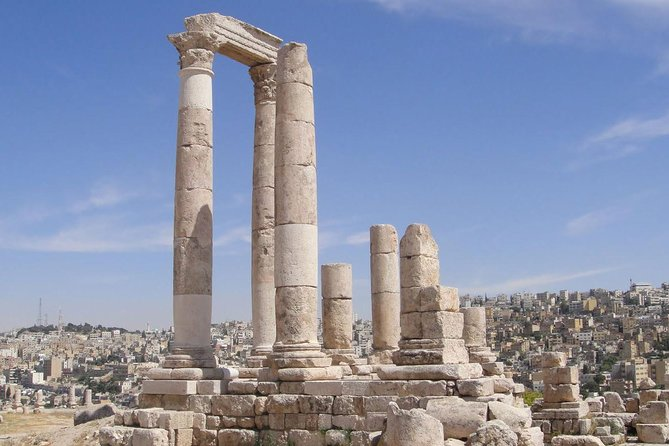 Private Jerash and Amman City Tour photo 6