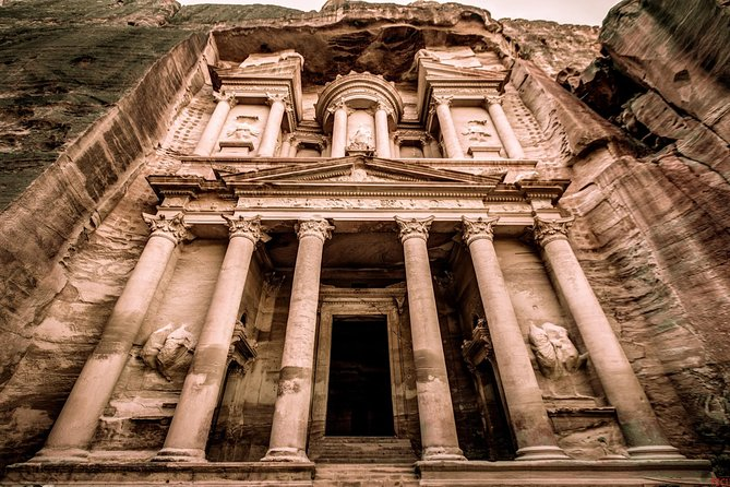 Full-Day Tour to Petra from Dead Sea