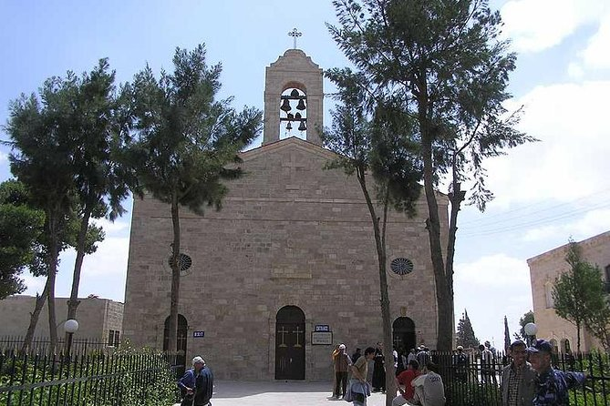 Madaba and Mount Nebo Half-Day Private Tour from the Dead Sea
