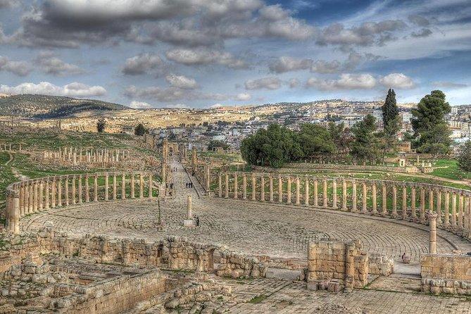 Jerash, Ajloun, and Umm Quais Full-Day Tour