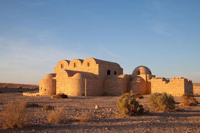 Day Tour Desert Castles & Azraq Wetland Reserve
