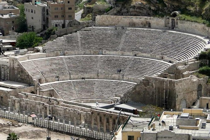 Private Amman 3-Hour Independent Sightseeing Tour