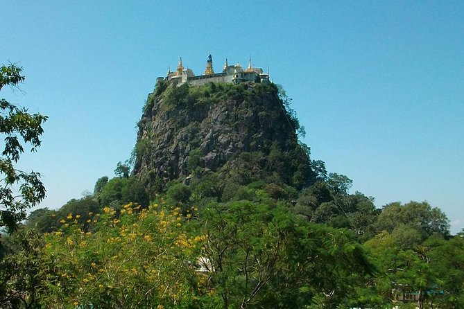 Mount Popa Full Day Tour from Bagan photo 1