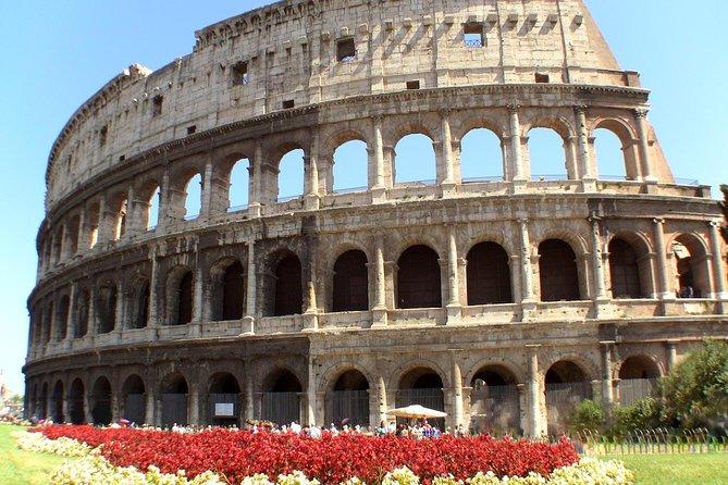 Private halbtägige Tour von Rom mit Chauffeur