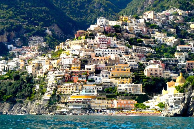 Private Day Trip from Rome to Amalfi Coast and Ruins of Pompeii on your own