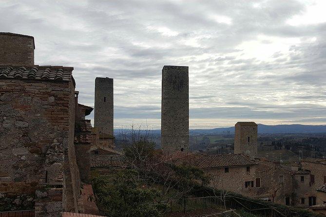 Livorno Shore Excursion to San Gimignano & Siena