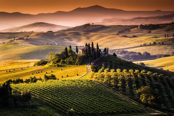 Private Transfer Rome Tuscany