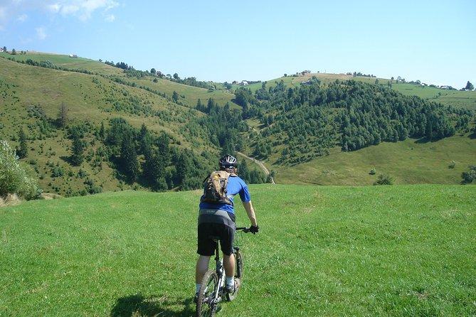 Mountain Bike Day Tour around Brasov