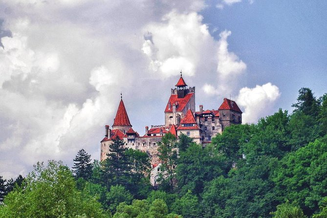 Two Castles in Carpathians - Small group experience