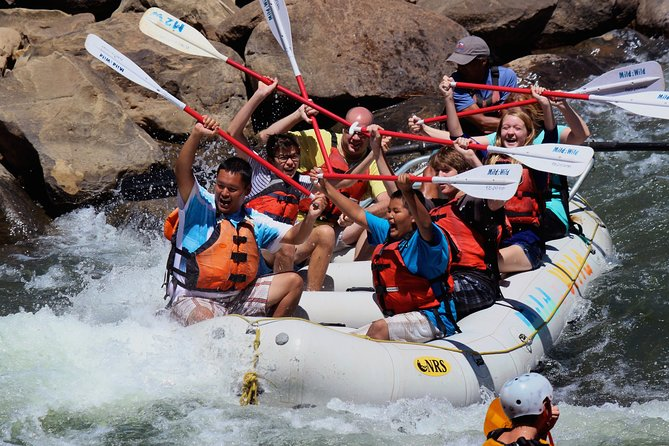 Discover the city of Durango while rafting
