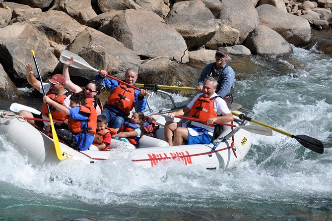 Lower Animas Family Rafting Trip