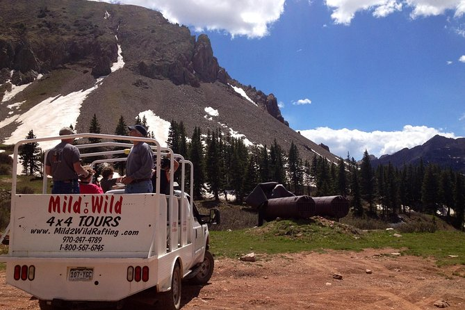 La Plata Canyon Jeep Tour