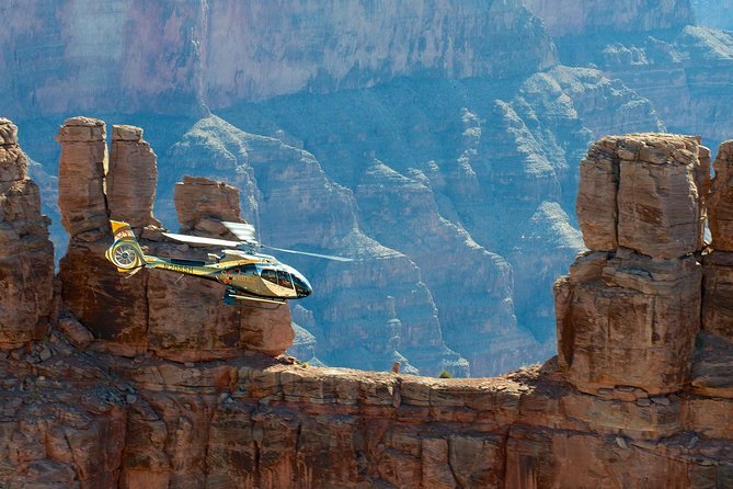 Grand Canyon Aerial Helicopter Tour with Lunch