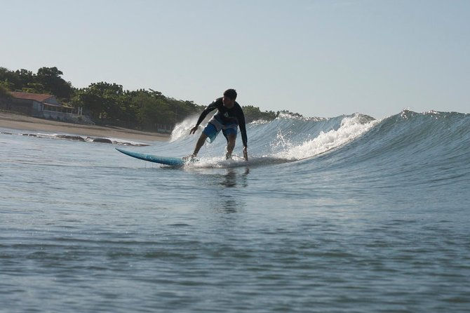 7-Day Tour: Learn to Surf in Nicaragua