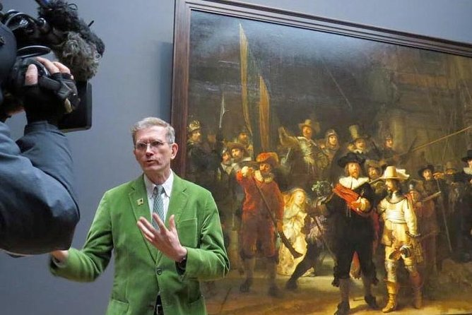 Rijksmuseum Private VIP 2.5-Hour Tour with Art Historian, starting at 9 AM