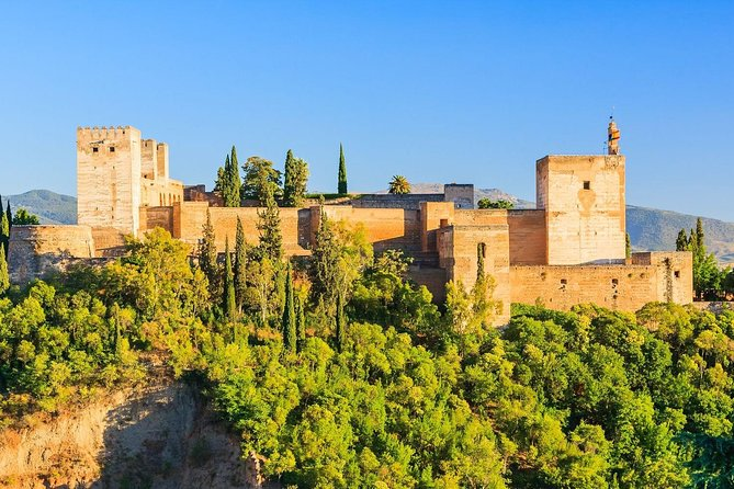 Priority Access to Alhambra and Generalife Gardens in Granada