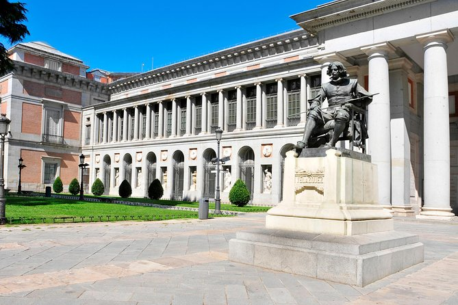 Snelle toegang tot het Museo del Prado met professionele gids