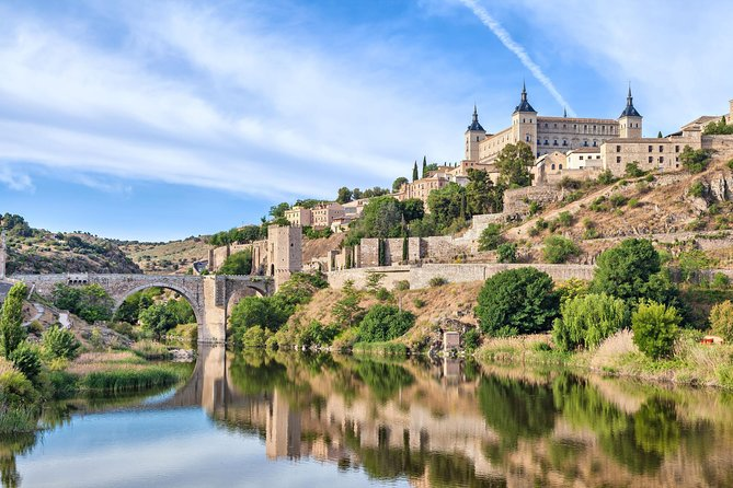 Toledo Express: 5-hour Guided Private Tour from Madrid