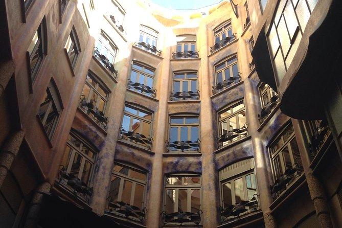 Gaudi Masterpieces Private Tour in Barcelona