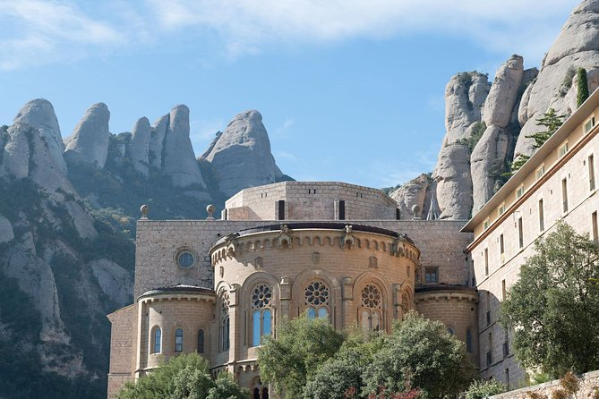 Montserrat Monastery and Sagrada Familia Tour with Liquor Tasting photo 3