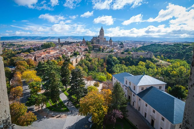 Segovia e La Granja Tour Privado de Madri