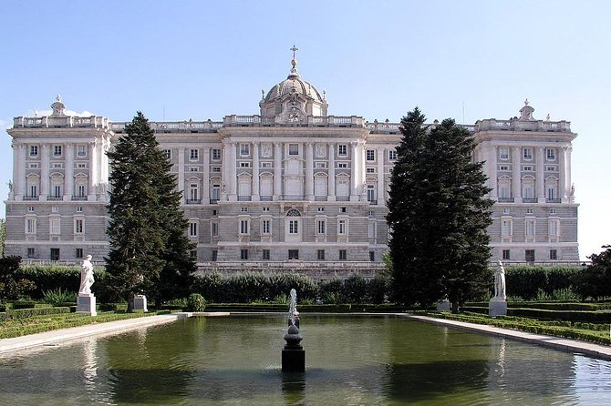 Royal Palace Madrid Afternoon Guided Tour