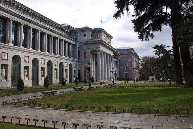 Museo del Prado with Optional Reina Sofia Museum