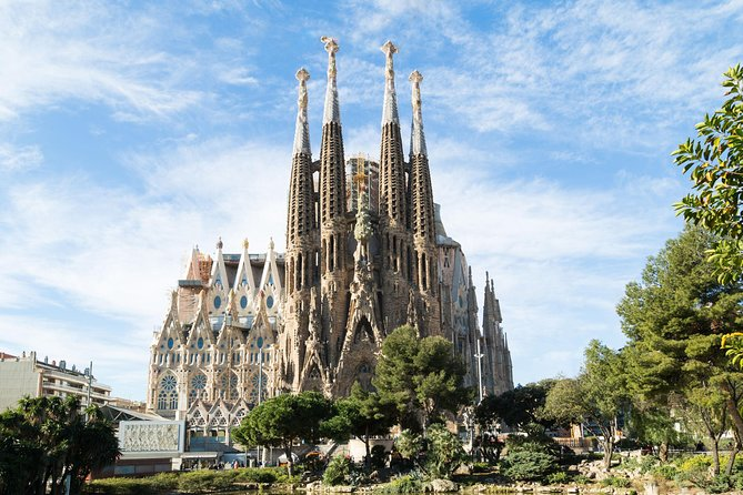 Early Access To Sagrada Familia With Optional Tower Access 2020 Barcelona