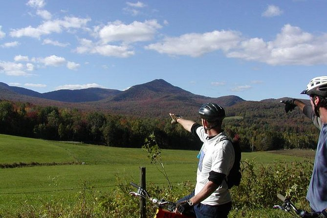 Stowe Mountain Biking and Brewery Tour