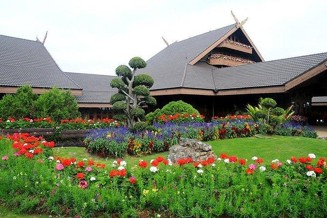 Doi Tung Palace and Singha Park