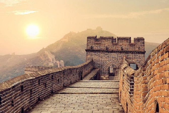 Mutianyu Great Wall and Ming Tomb Small Group Tour