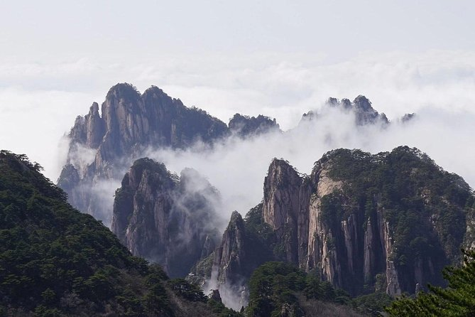 1 Day Huangshan Private Tour