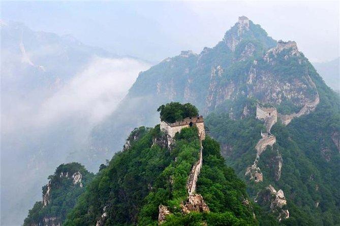 VIP Hiking Tour from Jiankou Great Wall to Mutianyu Great Wall