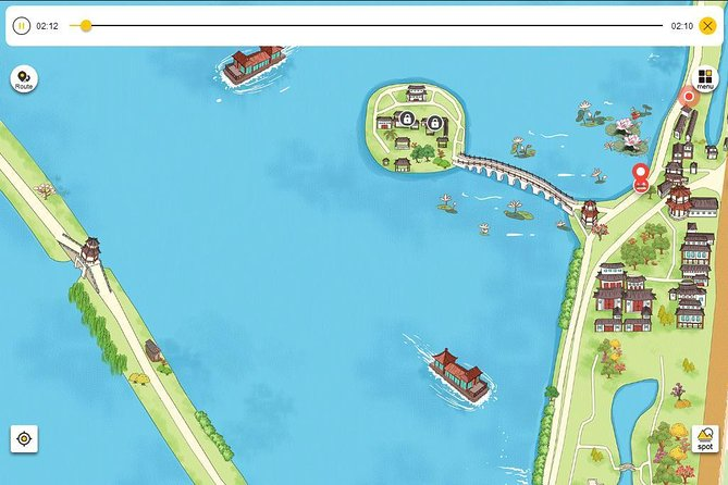 GPS Audio Guide for Forbidden City,Summer Palace,Temple of Heaven and Great Wall